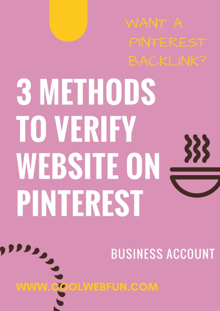 PINTEREST BACKLINK