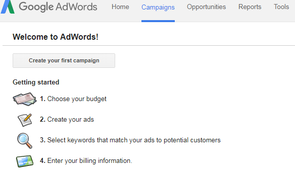 How to use Adwords Keyword Planner for Beginners - Cool Web Fun
