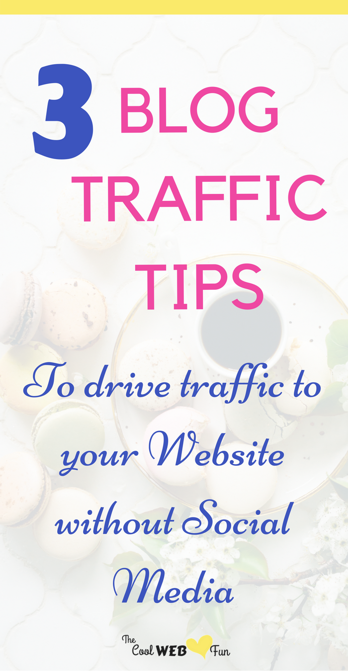 blog traffic tips