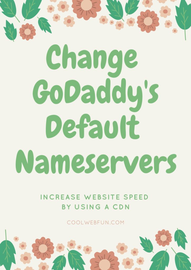 change nameservers godaddy