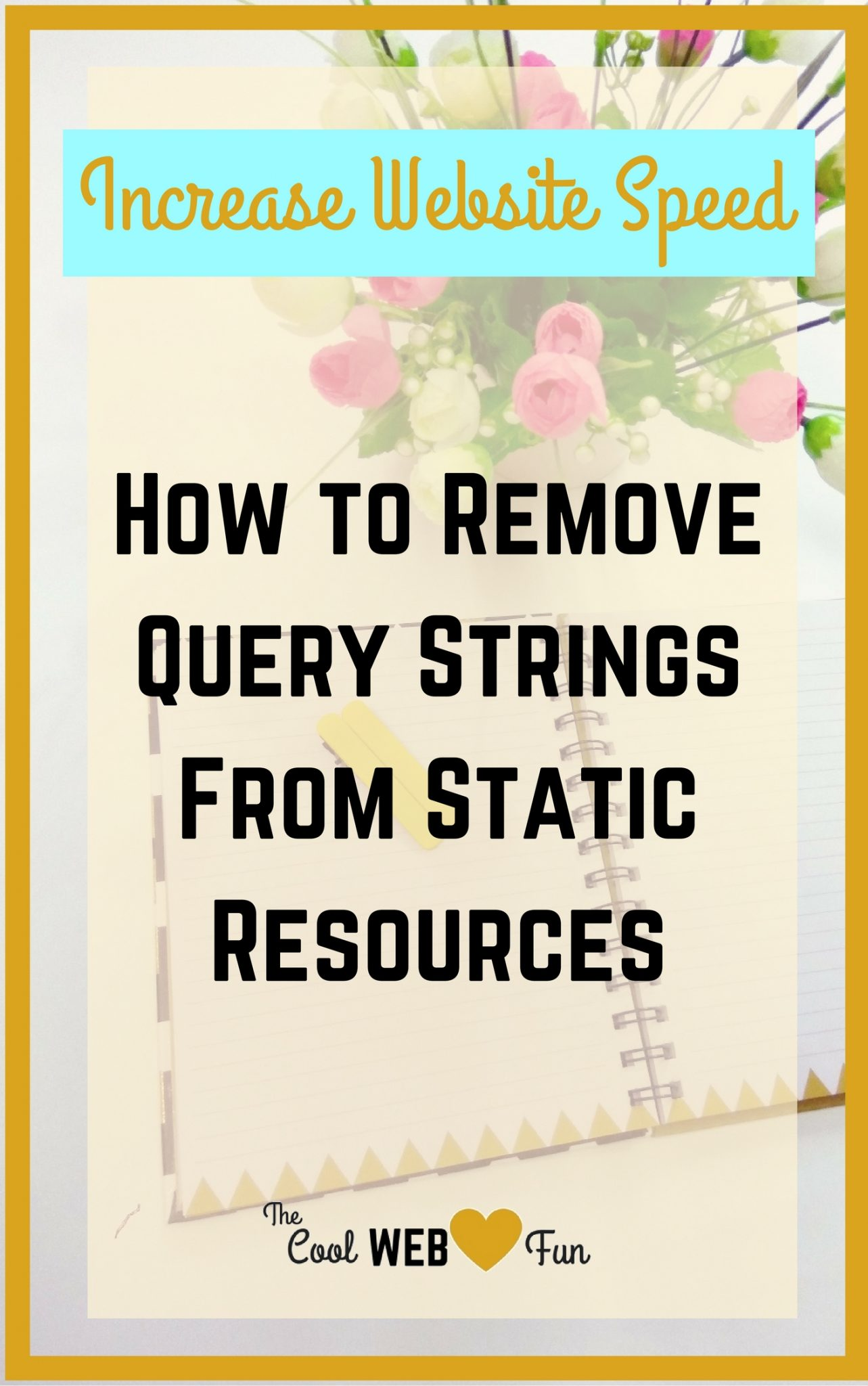 remove query strings
