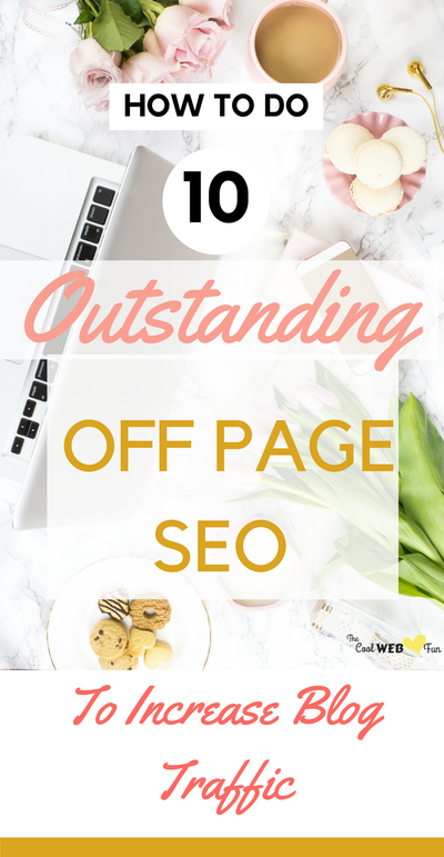 10 Remarkable Off Page SEO Techniques You Need to Know