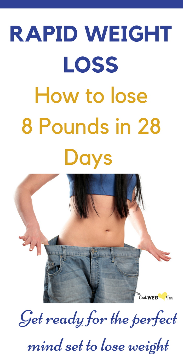 Rapid Weight Loss: How to Lose Weight for Lazy People
