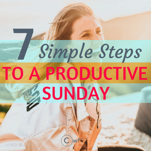 How to Plan your Week to be Productive