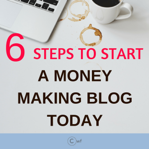 How to Start a professional Money Making Blog TODAY