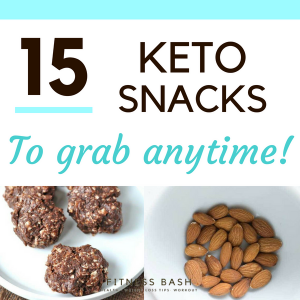 15 Easy Low Carb Keto Snacks that will help you Lose Weight!
