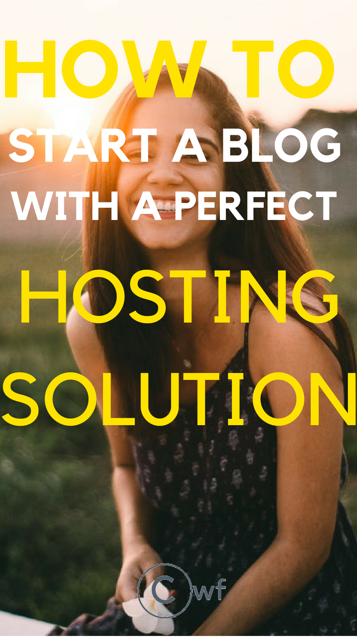 How to start a Blog with Siteground Hosting in 2018
