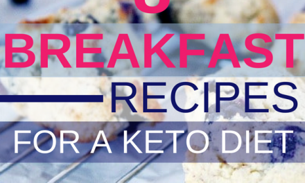 8 Quick Keto Breakfast Recipes You can make in 15 Minutes