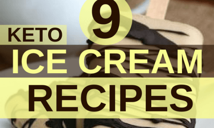 9 Easy Keto Ice Cream Recipes which are Low Carb