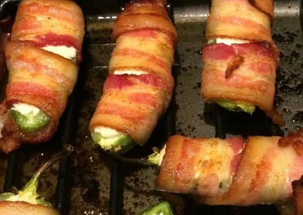 KETO JALAPENO POPPERS RECIPE