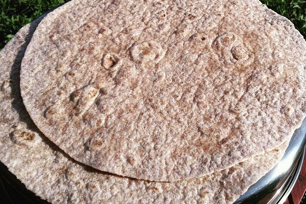 KETO TORTILLAS WITH SEASONINGS