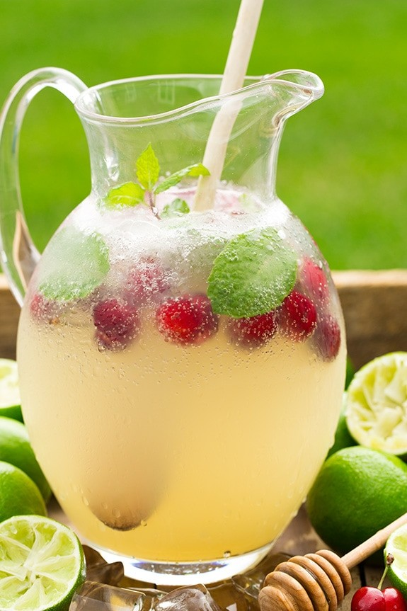 lime NON ALCOHOLIC DRINKS