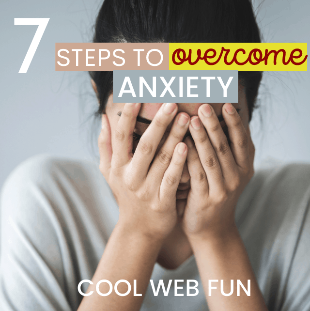 steps to overcome anxiety