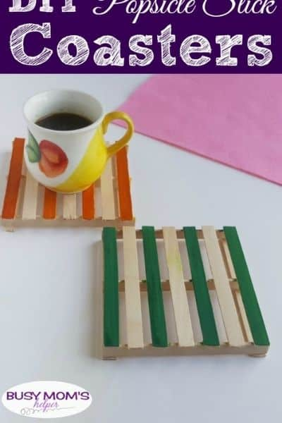 POPSICLE COASTERS